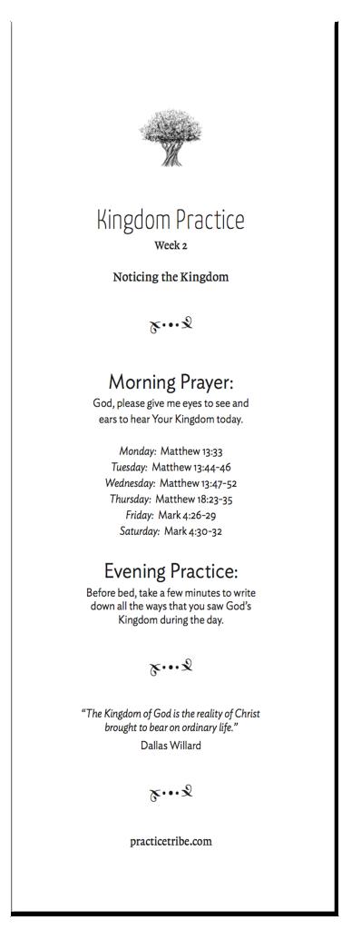 Practice week 2